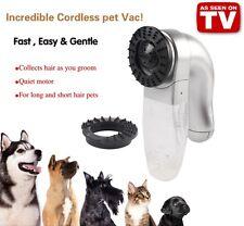 Pet Vacuum Cleaner – Electrical Pet Grooming Device – Easy Deshedding Tool