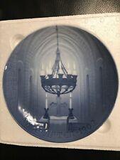 "B&G Bing & Grondahl 1902 ""Gothic Church Interior"" Limited Edition Plate"