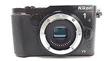 USED Excellent+ Nikon mirrorless single-lens Nikon 1 V3 body black N1V3BK F/S