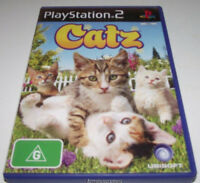 Catz PS2 PAL *Complete* Free Post