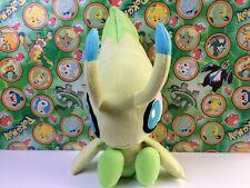 """Pokemon Center Japan Plush Celebi Lottery DX 13"""" UFO Stuffed doll figure stuffed"""