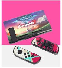 Xenoblade 2 Hard Shell Protective Cover Case for Nintendo Switch Console Joy-con