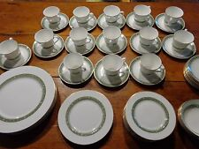 Vintage Rondelay Royal Doulton RETIRED H5004 Bone China England Dishes Dish Set