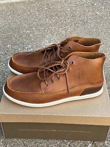 OluKai Nalukai Boots Fox/bone Men's size 10.5 D