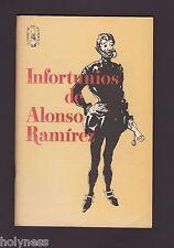 LIBROS DEL PUEBLO / INFORTUNIOS DE ALONSO RAMIREZ / PUERTO RICO 1967 /  No.6