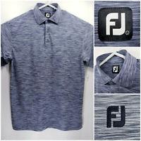 FootJoy FJ Mens Large Golf Shirt Polo Polyester
