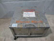 Alukiste Alubox Alukoffer Aufbewahrungsbox Industrie Loft Design a. Rollen#24916