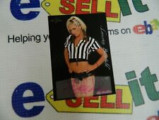 """autographed Bench Warmer Cards """"LAUREN BERGFELO""""From Series In 2005"""