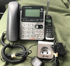 At&T Dect 6.0 With caller id, Cord And Cordless Phone. Multiple Lines. Tested!