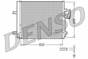 DENSO AIR CON CONDENSER FOR A LAND ROVER DISCOVERY SPORT 2.0 177KW