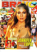 JENNIFER LOPEZ, KORN, BROS, EMINEM, RED HOT CHILLI PEPPERS Hungarian magazine
