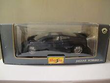 1:18 Maisto, Jaguar XJ220 aus 1992, dunkelblau, NEU & OVP
