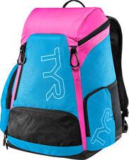 TYR Alliance Team® Backpack  - 30L - Blue/Pink