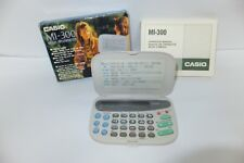 RETRO CASIO MI 300 ELECTRONIC LANGUAGE TRANSLATOR