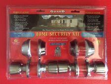 Mobile Home Lockset. Door Lock & Deadbolt. Stainless steel keyed alike 2 PACK!