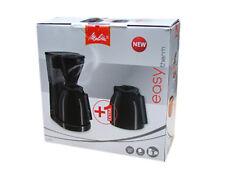 Melitta Easy Therm Filterkaffeemaschine 1050W Thermoskanne Kaffeemaschine 101006