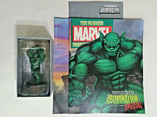 NEW Eaglemoss Marvel Comics Hulk Villian - The Abomination CHESS Metal Figurine