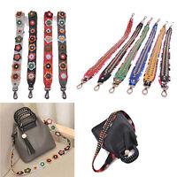 Flower Bag Strap Crossbody Replacement Shoulder Handbag Purse Belt Accessories