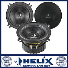 "HELIX P 5B 5.25"" 13cm 160 Watts Mid-Bass Car Speaker Set with Grilles"