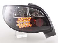 FK-Automotive LED Rückleuchten Set Peugeot 206 CC Cabrio Bj. 98-05 schwarz
