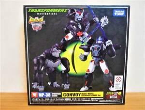 Transformers Mp-38 Convoy Beast Wars Legendary Commander Figure Toy