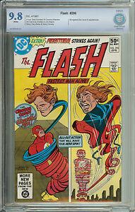 Flash #296 CBCS 9.8  WP Carmine Infantino art & cover