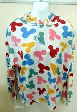 Rare Mickey Mouse Balloon Hoodie for Adults by Junk Food Size M