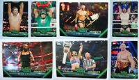2019 Topps WWE Money in the Bank Cash In Moments Complete Your Set U Pick Cards