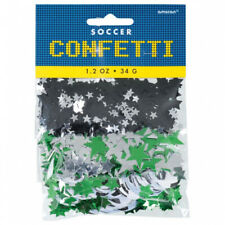 Football Party Assorted Confetti 34g Celebration