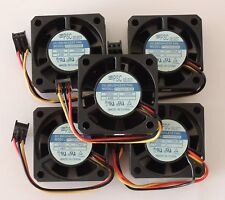 5 New Replacement Fans For Cisco Catalyst 3524 PWR Switch | WS-C3524-PWR-XL-EN