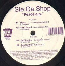 STE.GA.SHOP - Peace EP - Sound Division