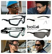 Bolle COBRA Safety Glasses Spectacles Goggles UV Protection Filters Blue Light