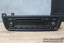 RADIO BMW BUSINESS CD Original + BMW 1er F20 F21 + CD Player Autoradio +9274900