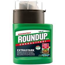 Roundup SPEZIAL Extrastark Unkrautvernichter Konzentrat, 140ml