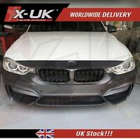 BMW 3 series series F30 / F35 2011+ to M3 Style front bumper conversion