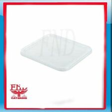Unbranded Square Plastic Food Containers, Utensils & Sets