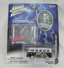 Johnny Lightning Universal Monsters The Wolfman 1965 Samba Bus