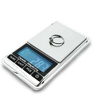 500g x 0.01g Digital Jewelry Scale Gold Silver Pocket Gram Balance Weight LCD