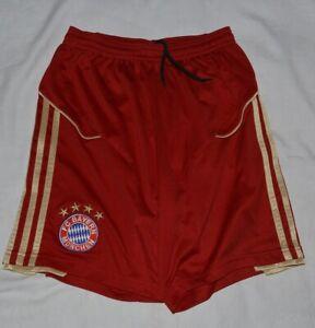 Shorts / Hose / Trikot Bayern München, Saison 2012/2013, Größe 152, adidas, Rot