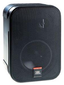"JBL Control 1 Professional 5.25"" 2-Way Speaker with Bracket 150W *PAIR"