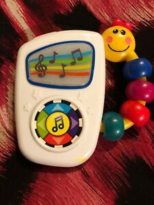 baby einstein Musical Catipiller Raddler Baby Toy