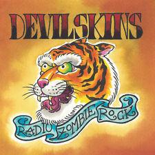 DEVILSKINS Radio Zombie Rock LP Oi punk ska Reissue Numbered Lim Ed skinhead