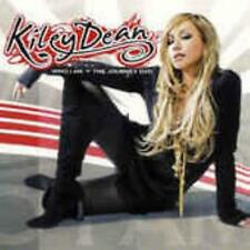 Kiley Dean: Who I Am PROMO w/ The Journey DVD & Artwork MUSIC AUDIO CD Madonna