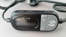 BELKIN F8Z182 TuneCast FM Transmitter receiver dc battery Charger - iPod iPhone