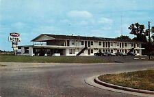 St Cloud Minnesota Gateway Motel Vintage Postcard (J28670)