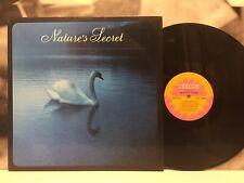 MICHAEL CASSIDY - NATURE'S SECRET  LP EX-/EX 1979 ITALY ISKCON KC 108007 HARE KR