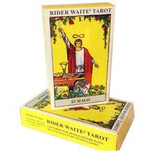 Rider Waite Tarot Cards Brand New Sealed!!! Spanish Edition
