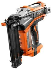 Ridgid Brad Nailer Air Nail Gun Cordless Brushless Jam-free 18V 18-Gauge 2-1/8""