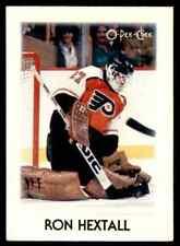 1988-89 O-Pee-Chee Minis Ron Hextall #16