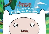 Righteous Rules for Being Awesome (Adventure Time) by Jake Black
